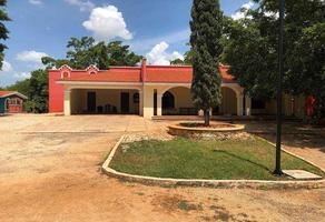 Foto de rancho en venta en  , cholul, mérida, yucatán, 18385039 No. 01