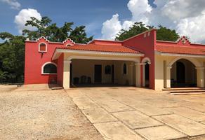 Foto de rancho en venta en  , cholul, mérida, yucatán, 19226699 No. 01