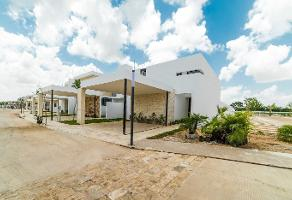 Foto de casa en venta en  , conkal, conkal, yucatán, 3220069 No. 01