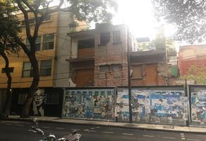 Foto de terreno habitacional en venta en cholula , hipódromo, cuauhtémoc, df / cdmx, 17856863 No. 01