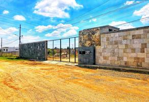 Foto de terreno industrial en venta en  , cholula, san pedro cholula, puebla, 17676579 No. 01