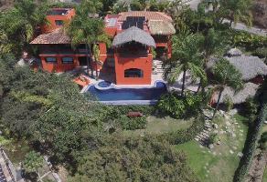 Foto de casa en venta en chula vista norte, calle veracruz 36 , san antonio tlayacapan, chapala, jalisco, 6152045 No. 01