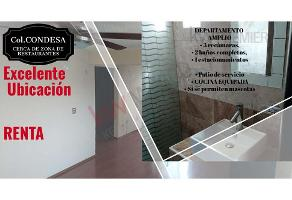 Foto de departamento en renta en ciencias 15, hipódromo condesa, cuauhtémoc, df / cdmx, 0 No. 01