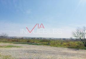 Foto de terreno industrial en venta en  , ciénega de flores centro, ciénega de flores, nuevo león, 15342559 No. 01