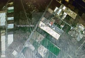 Foto de terreno industrial en venta en  , ciénega de flores centro, ciénega de flores, nuevo león, 17332587 No. 01