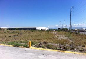 Foto de terreno comercial en venta en  , ciénega de flores centro, ciénega de flores, nuevo león, 20539540 No. 01