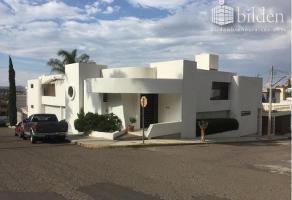 Foto de casa en venta en cierro prieto , lomas del parque, durango, durango, 11306264 No. 01