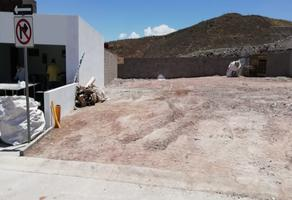 Foto de terreno habitacional en venta en  , cima de la cantera, chihuahua, chihuahua, 17846874 No. 01
