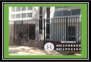 Foto de oficina en renta en cimatario , cimatario, querétaro, querétaro, 12018560 No. 01
