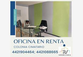 Foto de oficina en renta en cimatario , cimatario, querétaro, querétaro, 0 No. 01