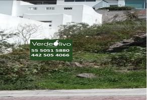 Foto de terreno habitacional en venta en cimatario , cumbres del cimatario, huimilpan, querétaro, 0 No. 01