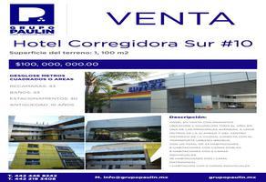Foto de edificio en venta en  , cimatario, querétaro, querétaro, 6603164 No. 01