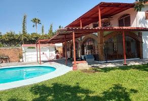 Foto de casa en venta en cinco de mayo 1, lázaro cárdenas, yautepec, morelo , huertos del mirador, yautepec, morelos, 0 No. 01