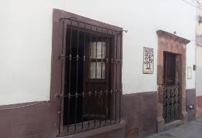 Foto de casa en venta en cinco de mayo 163, la cruz, querétaro, querétaro, 0 No. 01