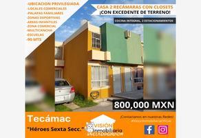 Foto de casa en venta en circuito 19 2, los héroes tecámac, tecámac, méxico, 0 No. 01