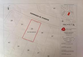 Foto de terreno habitacional en venta en circuito del fuerte 33, lomas de angelópolis ii, san andrés cholula, puebla, 0 No. 01