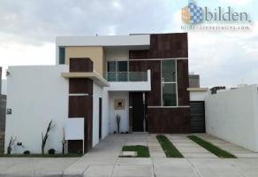 Foto de casa en venta en circuito del lago 100, residencial del valle, durango, durango, 0 No. 01