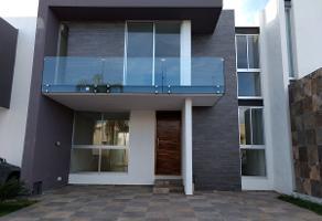 Foto de casa en venta en circuito del pilar , del pilar residencial, tlajomulco de zúñiga, jalisco, 4311708 No. 01