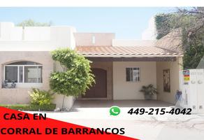 Foto de casa en venta en circuito dominico 112, corral de barrancos, jesús maría, aguascalientes, 0 No. 01
