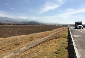 Foto de terreno habitacional en venta en circuito exterior mexiquense , san miguel coatlinchán, texcoco, méxico, 0 No. 01