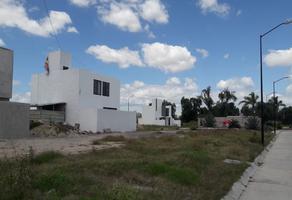 Foto de terreno habitacional en venta en circuito gibraltar 4, pirámides, corregidora, querétaro, 0 No. 01
