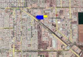 Foto de terreno habitacional en venta en circuito interior s/n , parque industrial, cajeme, sonora, 11931219 No. 01