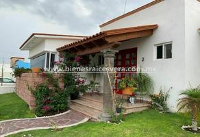 Foto de casa en venta en circuito las haciendas , residencial tequisquiapan, tequisquiapan, querétaro, 0 No. 01