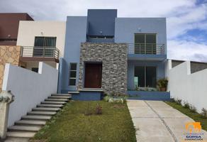 Foto de casa en venta en circuito loma larga 526 -manzana 1lote 33, lomas verdes, tuxtla gutiérrez, chiapas, 0 No. 01