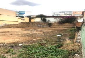 Foto de terreno habitacional en renta en circuito novelistas , ciudad satélite, naucalpan de juárez, méxico, 17204121 No. 01