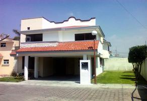 Foto de casa en condominio en venta en circuito olmeca , santiago momoxpan, san pedro cholula, puebla, 0 No. 01