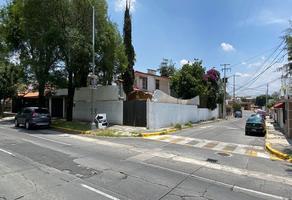 Foto de terreno habitacional en venta en circuito pintores , ciudad satélite, naucalpan de juárez, méxico, 21770717 No. 01
