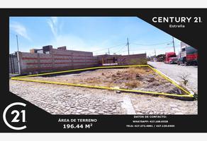 Foto de terreno habitacional en venta en circuito praderas 145, praderas de oriente, san juan del río, querétaro, 0 No. 01