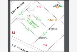 Foto de terreno habitacional en venta en circuito samarant 11, campestre haras, amozoc, puebla, 19271727 No. 01