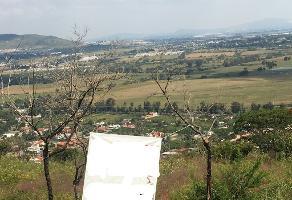 Foto de terreno habitacional en venta en circuito san miguel manzana 2, pedregal de san miguel, tlajomulco de zúñiga, jalisco, 0 No. 01