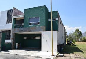 Foto de casa en venta en circuito sendero hacienda real , tlajomulco centro, tlajomulco de zúñiga, jalisco, 5325559 No. 01