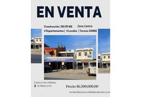 Foto de edificio en venta en ciricote , supermanzana 23 centro, benito juárez, quintana roo, 0 No. 01