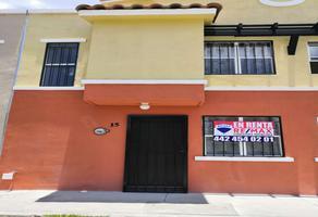 Foto de casa en condominio en renta en cirrus privada febe , real solare, el marqués, querétaro, 15620687 No. 01