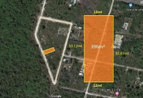 Foto de terreno habitacional en venta en  , ciudad caucel, mérida, yucatán, 14257486 No. 01