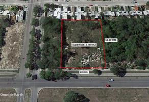 Foto de terreno habitacional en venta en  , ciudad caucel, mérida, yucatán, 18051506 No. 01