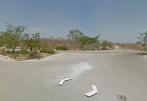 Foto de terreno habitacional en venta en  , ciudad caucel, mérida, yucatán, 18801676 No. 01