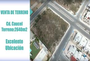Foto de terreno habitacional en venta en  , pedregales de ciudad caucel, mérida, yucatán, 9246418 No. 01