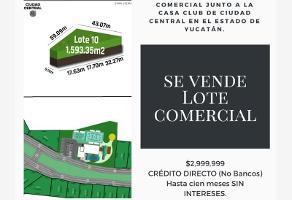 Foto de terreno habitacional en venta en ciudad central 10, sitpach, mérida, yucatán, 0 No. 01