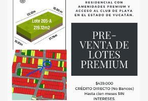Foto de terreno habitacional en venta en ciudad central 205, sitpach, mérida, yucatán, 0 No. 01