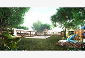 Foto de terreno habitacional en venta en ciudad central , ciudad caucel, mérida, yucatán, 16548295 No. 01