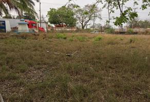 Foto de terreno habitacional en venta en  , ciudad cuauhtémoc, pueblo viejo, veracruz de ignacio de la llave, 11699447 No. 01