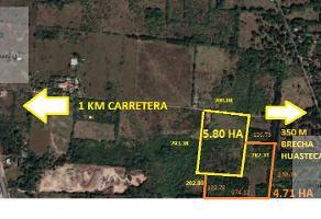 Foto de terreno habitacional en venta en  , ciudad cuauhtémoc, pueblo viejo, veracruz de ignacio de la llave, 17837265 No. 01