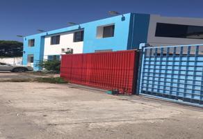 Foto de nave industrial en venta en  , ciudad del carmen centro, carmen, campeche, 14663286 No. 01