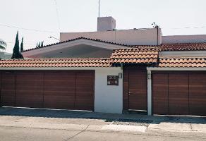 Foto de casa en renta en  , ciudad del sol, zapopan, jalisco, 6844412 No. 01