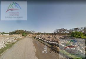 Foto de terreno habitacional en venta en  , ciudad guadalupe centro, guadalupe, nuevo león, 11811481 No. 01