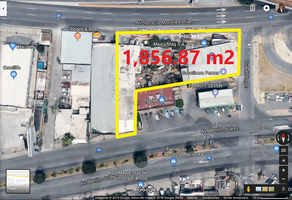 Foto de terreno comercial en venta en  , ciudad guadalupe centro, guadalupe, nuevo león, 17868870 No. 01